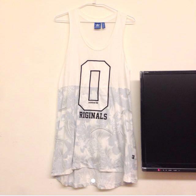 Adidas 背心 洋裝