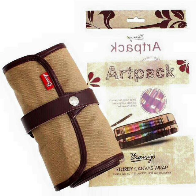Bianyo Artpack 48色水性色鉛套裝組(奧地利筆芯)
