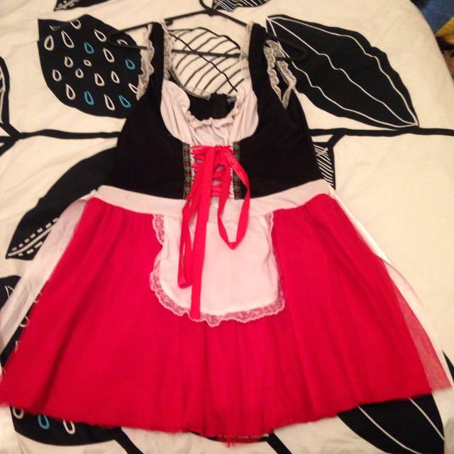 Fancy Dress Costume: Size 14