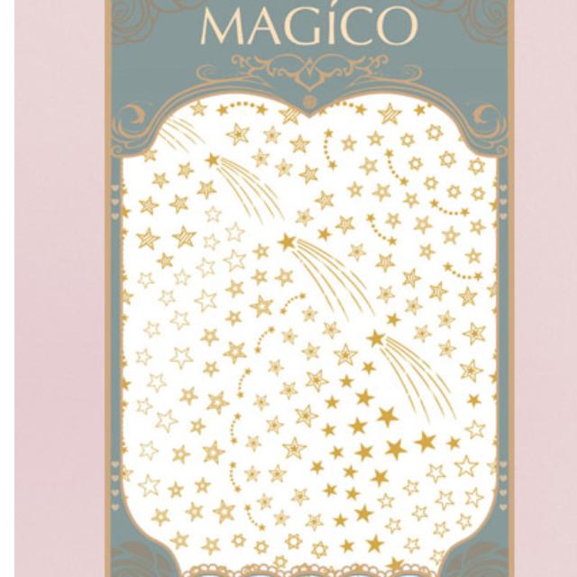 MAGICO極薄美甲貼紙-#24(10張免運費)