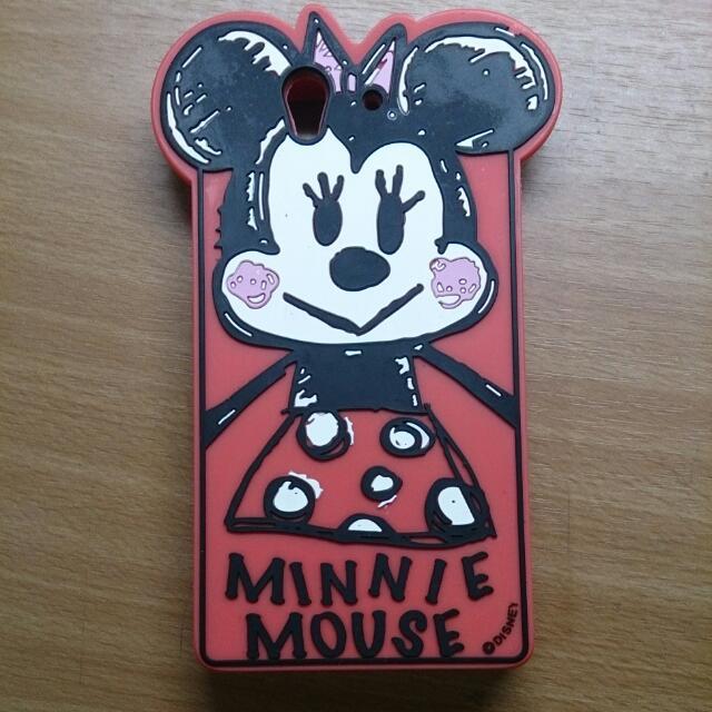 Minnie米妮手機殼 Sony Z