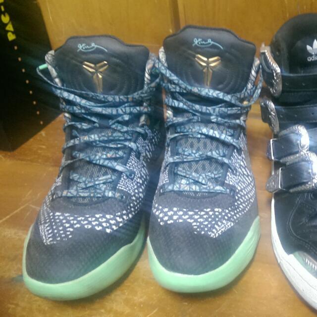 Nike Kobe 9 Asg 神奇7y 男生9號以下可以穿 九成新