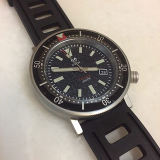 *RESERVED* Limited Edition MWW Tatoskok Automatic Diver Watch