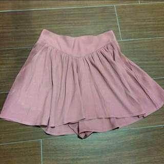 Miss Selfridge Pink Skirt Pants