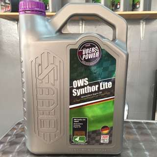 OWS Germany Synthor Lite 10w30 Mineral Base Engine oil