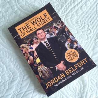 Book - The Wolf Of Wall Street