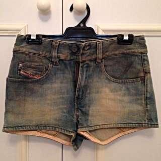 Diesel Shorts Size 28