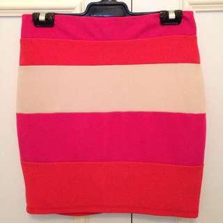 Panel Skirt Size Small