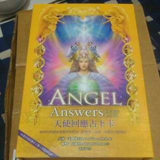 天使塔羅牌原價850便宜賣 朵琳芙秋博士