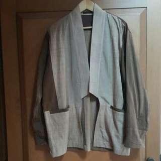 Man Cotton Jacket