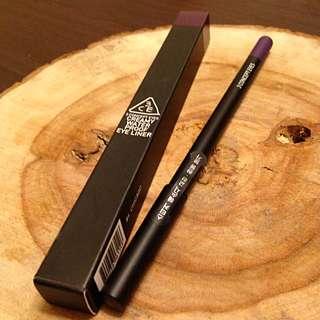 3CE #4 CHICAGO紫色眼線筆