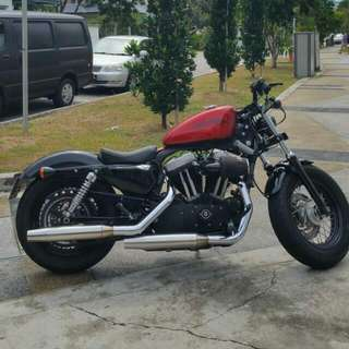 Cheap Harley Davidson Forty Eight 48