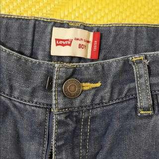 🚚 Levi's大童牛仔褲