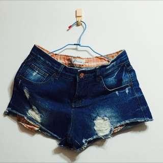 PAZZO造型短褲