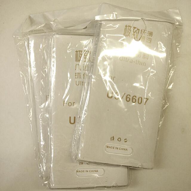 一個30!oppo U3 /6607 透明手機殼