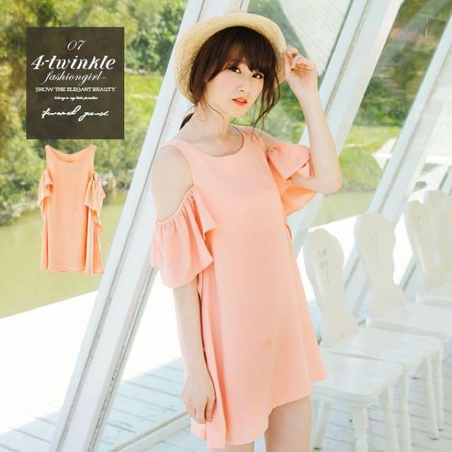 全新正韓4-twinkle 洋裝