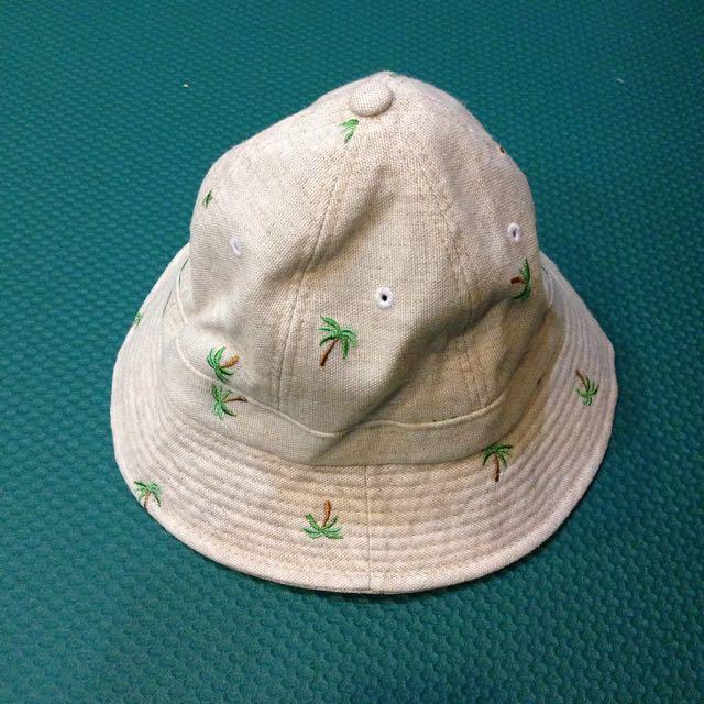 [二手]🌴棕櫚樹漁夫帽