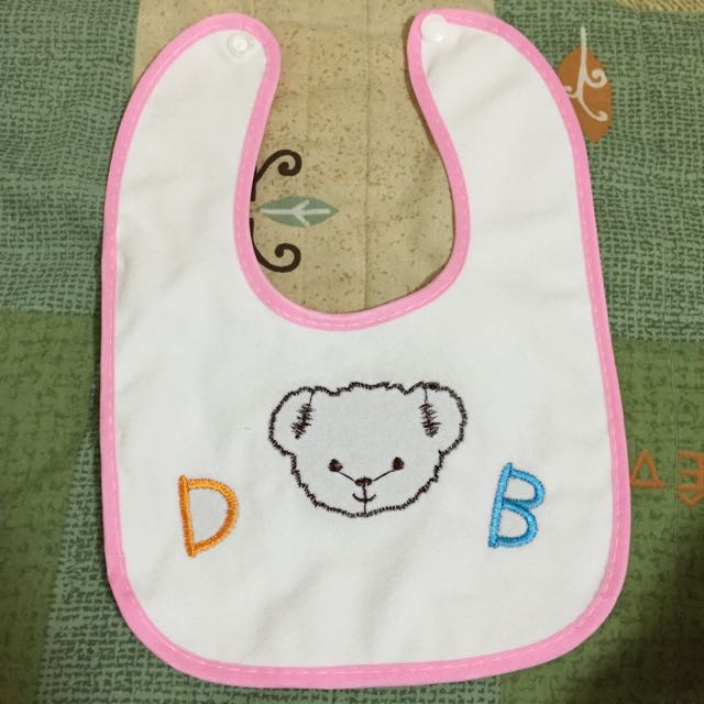 寶寶防水圍兜