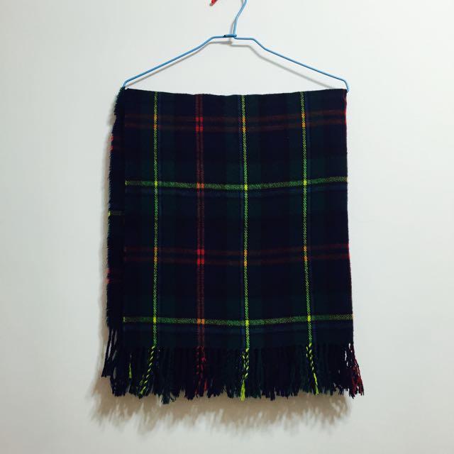 百搭保暖圍巾