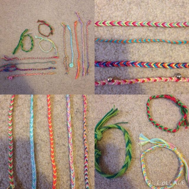 Handmade Friendship Bracelets
