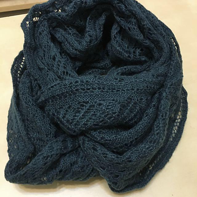 H&M 大圍巾(薄)