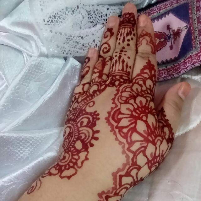 Instant Henna Clearance! !!!