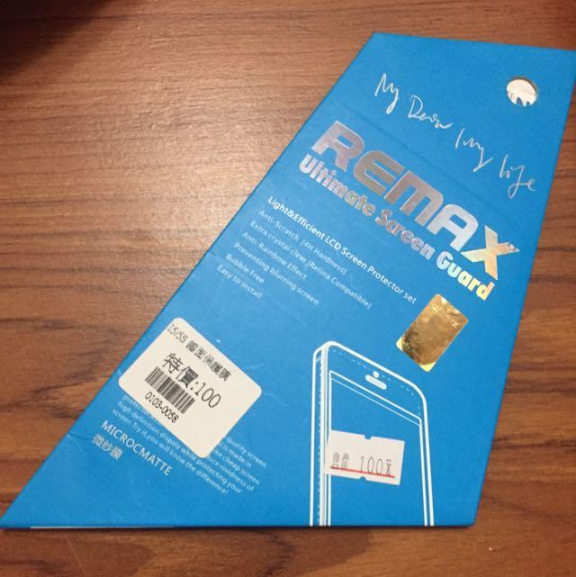 Iphone5/Iphone5s手機保護貼