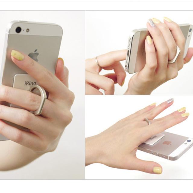 韓國正流行♡Iring 手機指環