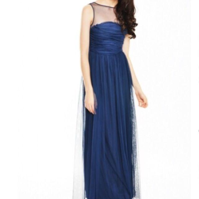 Love and bravery - Lab Capella Mesh Maxi Dress