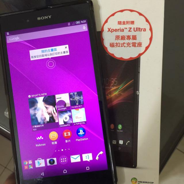 📌待匯 二手Sony ZU
