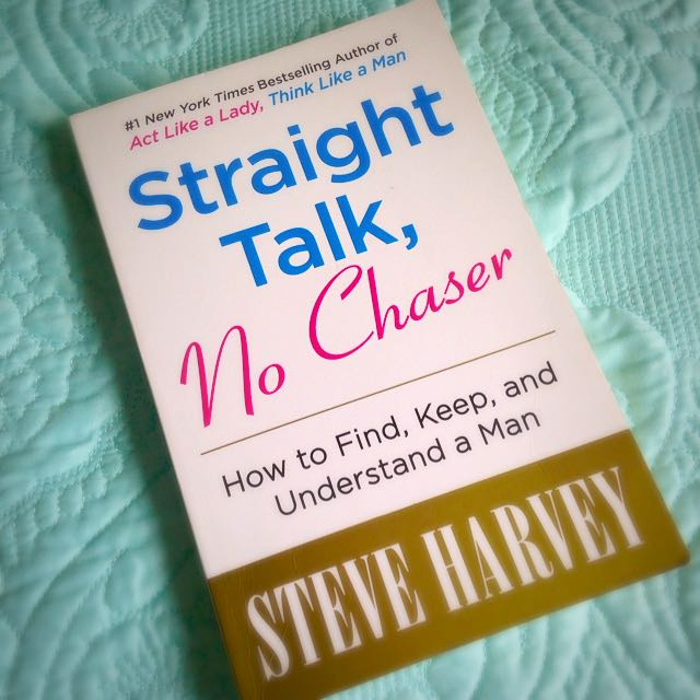 Steve Harvey - Straight Talk, No Chaser Book