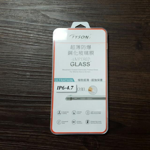 超薄0.18鋼化玻璃 iphone 6s 3D touch