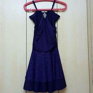 💖【全新原價3980】鑲鑽亮片髙品貭洋裝