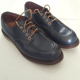 Red Wing Classic Oxford 8100 Blue