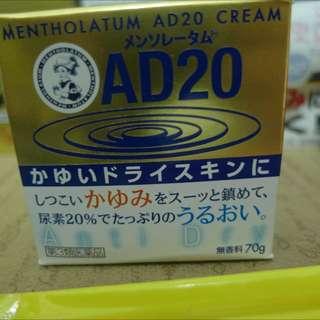 日本AD20
