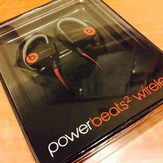 全新beats wireless 藍芽耳機