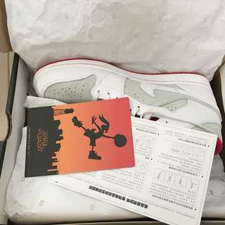 Air Jordan 1Mid Hare兔寶寶
