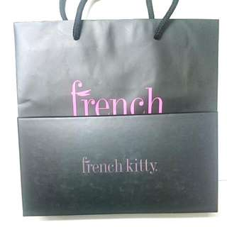 《降價免運✨✨》french kitty三折夾