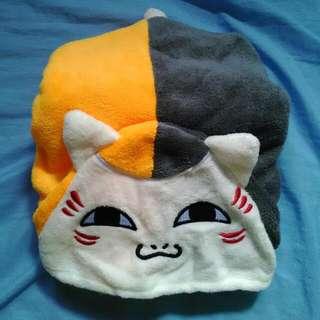 夏目友人帳 - 貓咪老師保暖披肩