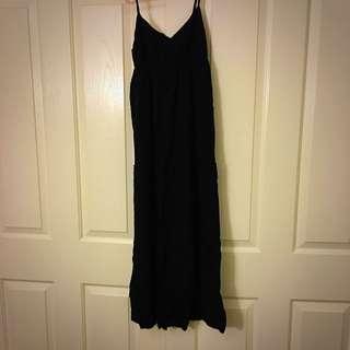 Cotton On Black Maxi Dress