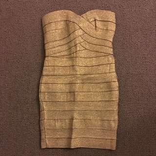 Tobi Bandage Dress