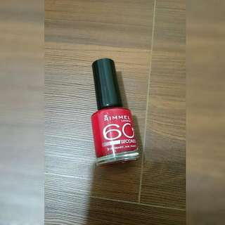 超顯色指甲油