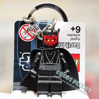 COCOS FG280 LEGO 樂高鑰匙圈 star wars 星際大戰 達斯魔 人偶鑰匙圈 鎖圈 吊飾