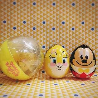 日本 迪士尼樂園 Disney 限定 2015復活節 扭蛋 轉蛋 吊飾 米奇 邦尼兔