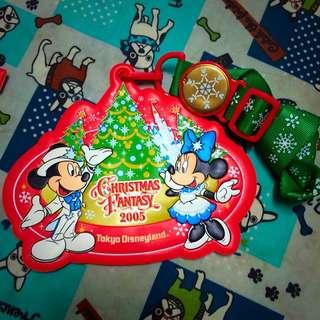 2005年聖誕版票卡夾