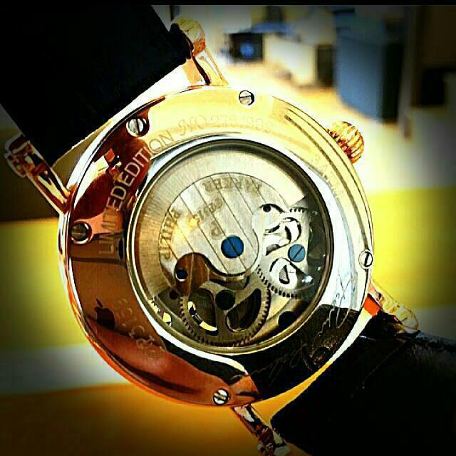 PARKER PHILIP 派克菲利浦玫瑰之城機械錶