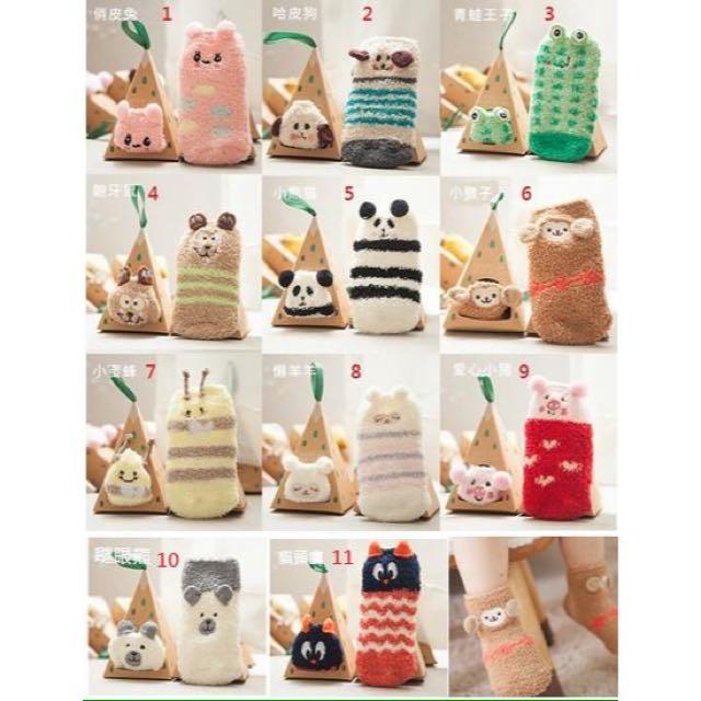 超熱賣👍韓國兒童立體襪