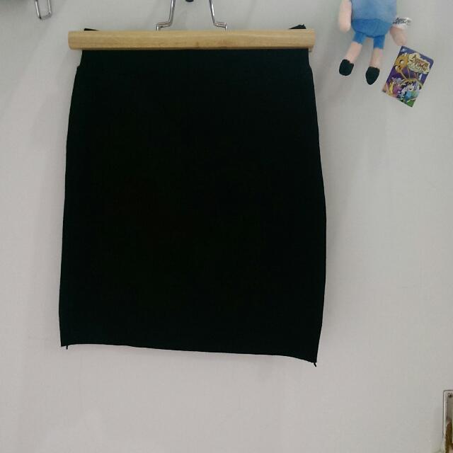 黑顯瘦包裙