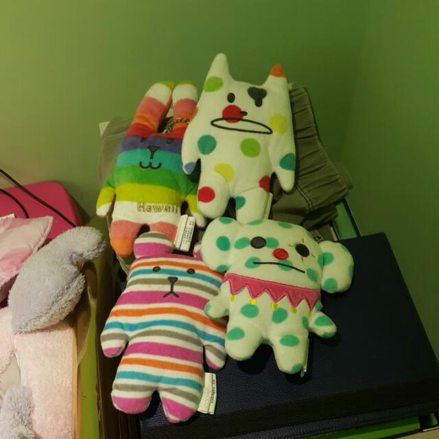 全家集點娃娃