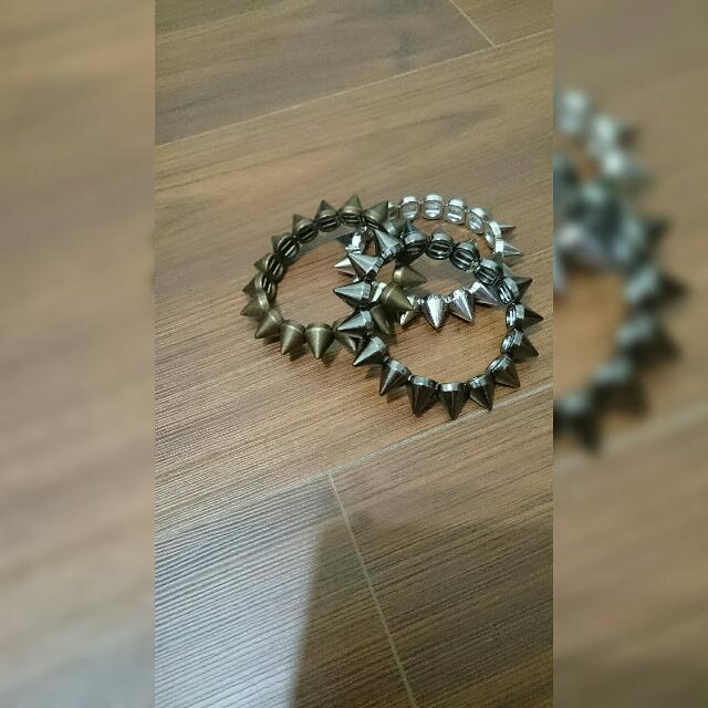 龐克風手環